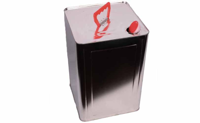 قوطی روغن زیتون 17 لیتری