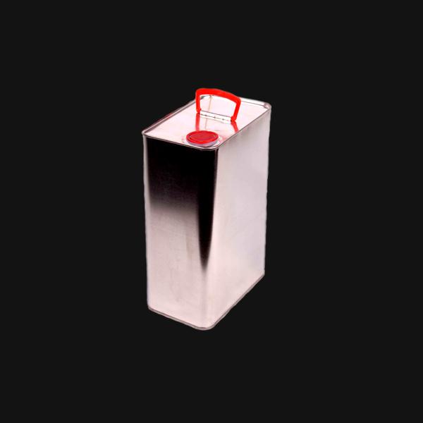 قوطی فلزی 4 لیتری خوراکی