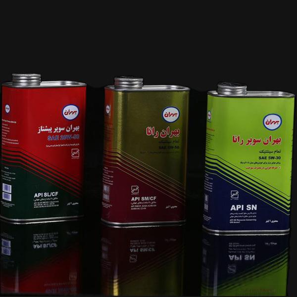1L Oil can