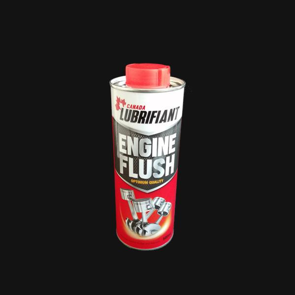 500 cc Engine flush